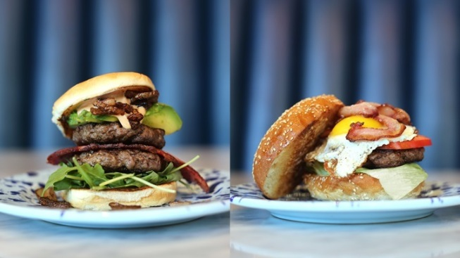 Belcampo: SoCal Burger + NorCal Burger