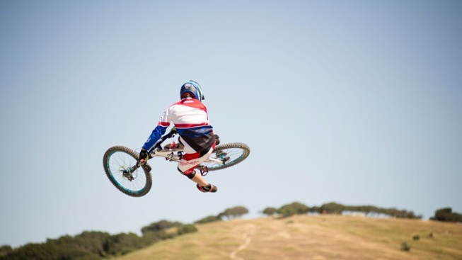 Giant Bike Expo: Sea Otter Classic