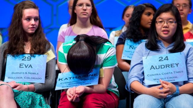Two SoCal Students Compete in National Spelling Bee