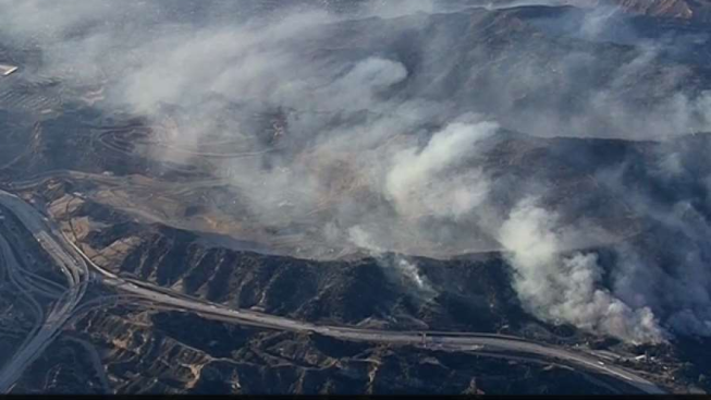 SoCal Edison Says Its Electrical Grid Was 'Impacted' at Start of Saddleridge Fire