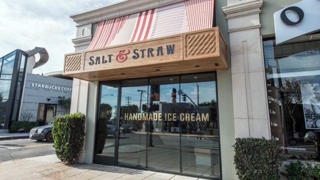 Salt & Straw WeHo + The Trevor Project