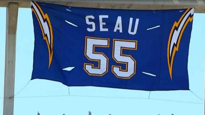 Hearing Set on Seau Family's Wrongful-Death Lawsuits