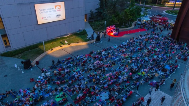 Segerstrom Cinema: Free Summer Movie Nights