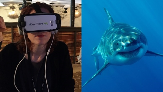 Paley Center: Shark Week Goes VR