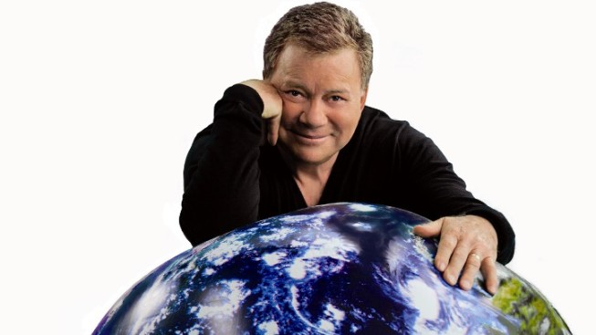 It's Shatner's World