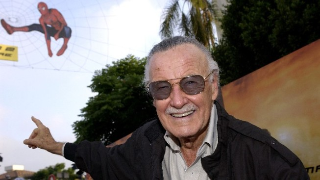'Extraordinary: Stan Lee': Starry Saban Soiree