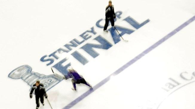 Stanley Cup LA HQ