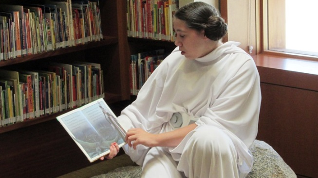 Star Wars Reads Day: May the Written Word Be with You