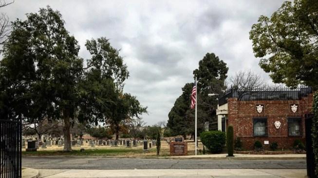Cemetery Fundraiser Looks on the Sunnyside