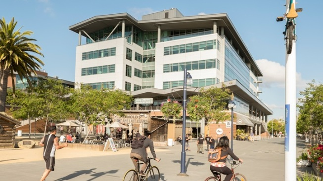 Sunset Magazine's New Digs: Jack London Square