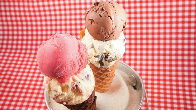 Ice Cream Tour: Behind the Scenes at Sweet Rose