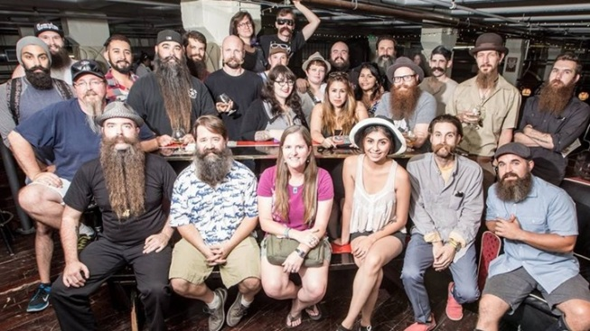 Whisker Wow: Beard Battle LA