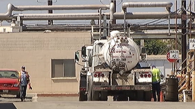 Santa Fe Springs Stench Returns