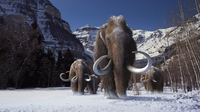 "New: ""Mammoth"" 3D Film Roars at La Brea Tar Pits"