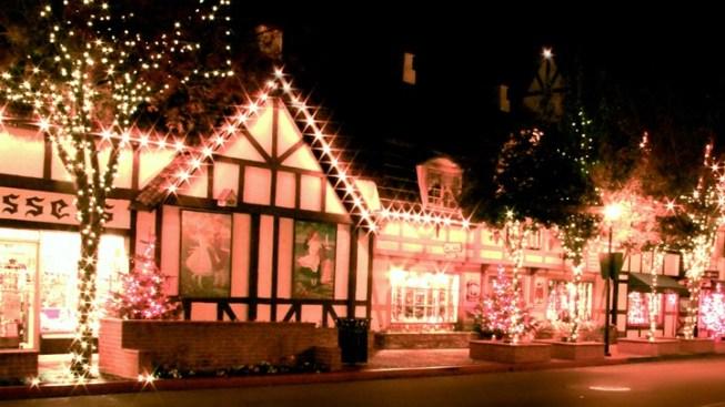 Solvang's Sparkly December Schedule