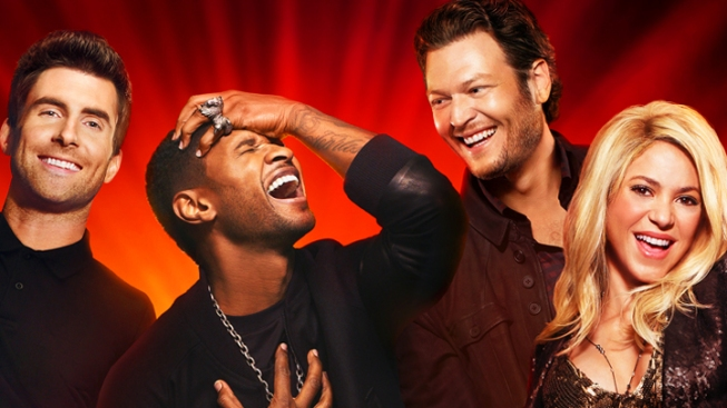 """The Voice"": Blake Doubles Down on Country, Usher on Diversity"