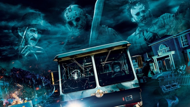 Weekend: Halloween Horror Nights Opens