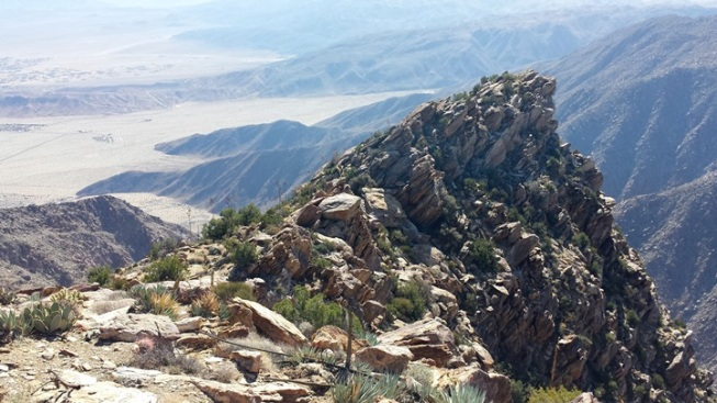 5 Hikes for 50 Years: Anza-Borrego Adventure