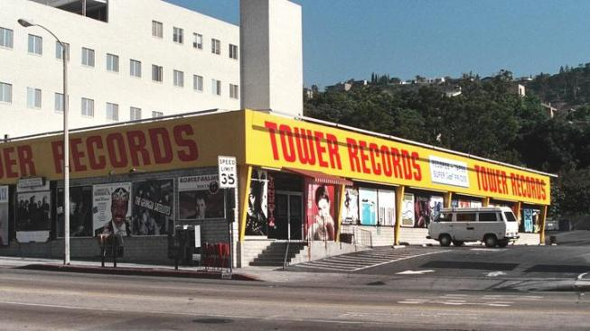 Los Angeles Author Pushes to Preserve Tower Records as Cultural Resource