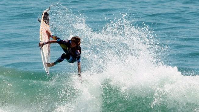 Weekend: U.S. Open of Surfing
