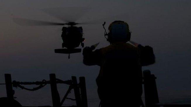 USS Decatur Responds to North Korean Threats