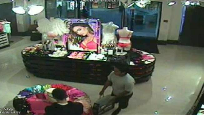 Thieves Steal 300 Pairs of Panties: Cops