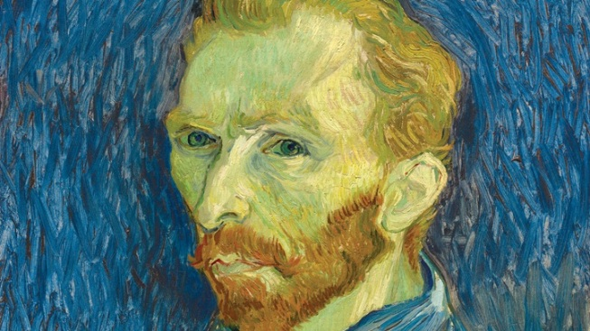 Van Gogh Self-Portrait Makes SoCal Stop