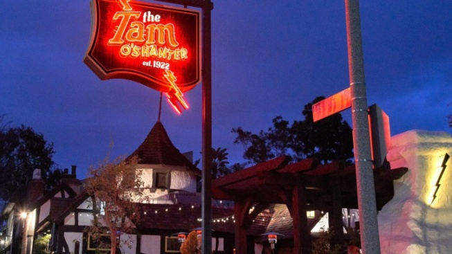 Brave the Tam's Halloween Live Ghostly Dinner