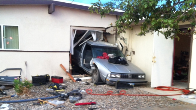 DUI Suspect Drives Through Kern County Home, Injures 11-Year-Old Girl