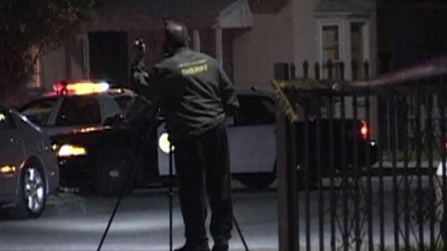 Boy Fatally Shot in Compton