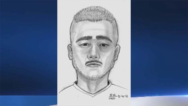 Detectives Release Sketch of Suspected Child Predator in Lancaster