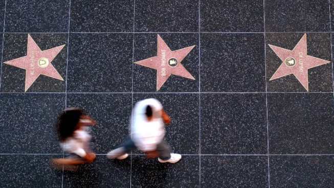 And the 2013 Walk of Fame Stars Are...