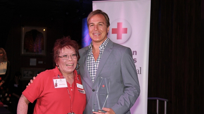 NBC4's Robert Kovacik Shines a Spotlight on American Red Cross Volunteers and Employees