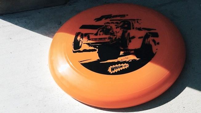 Wham-O Frisbee Scavenger Hunt