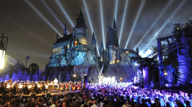 """Harry Potter"" Land Gets a Break-Ground Date"