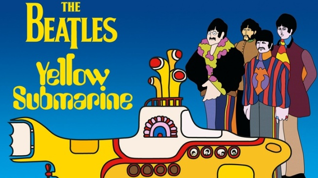 The Wiltern Fêtes 'Yellow Submarine' for the Film's 50th