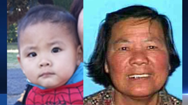 Baby, Grandmother Found in Pasadena