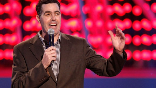"Adam Carolla, Podcasters Enlist Congress to Fight ""Patent Trolls"""