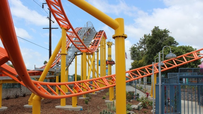 New: Family Coaster to Debut at Adventure City