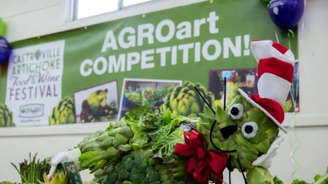Agro Artists, Find Your Artichoke Inspo
