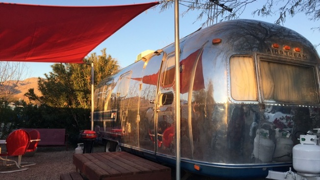 Airstream Atmosphere: Borrego Getaway