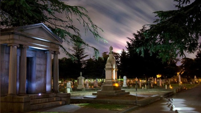Mountain View Cemetery: An In-Depth Evening Stroll