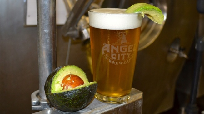 It's Back: Avocado Ale from Angel City