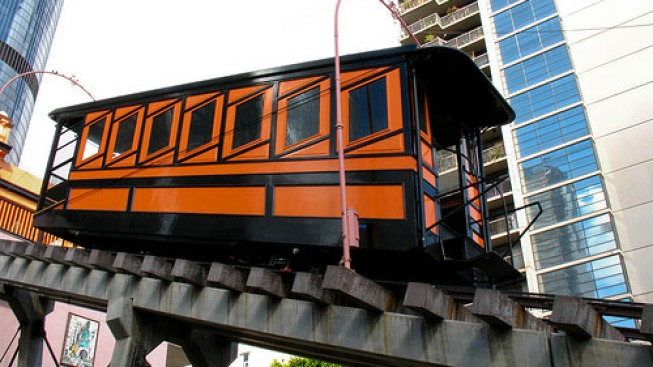 Take a Look at Los Angeles' Historic Railway, Angels Flight, Set to Reopen After Four-Year Closure