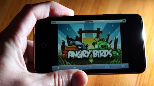 Angry Birds Plans Animated Series, Film