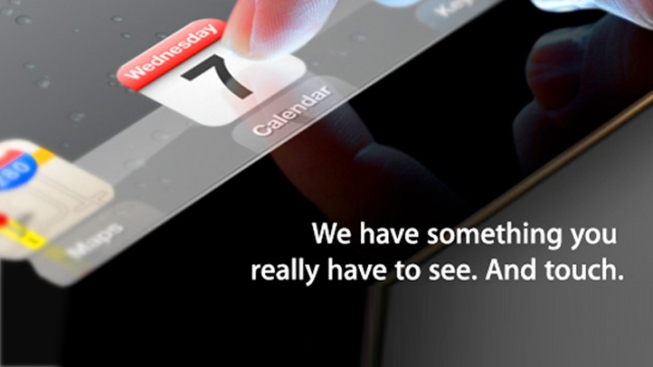 iPad 3 Expected Next Week