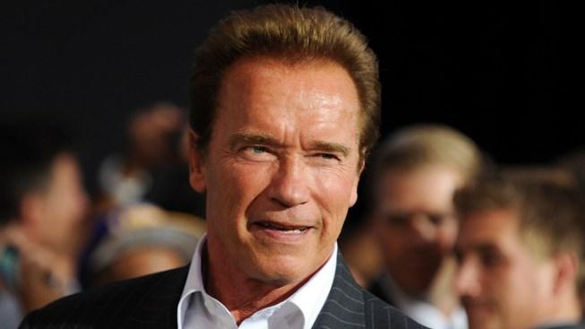 """Total Recall"": Arnold Schwarzenegger Teases Upcoming Memoir"
