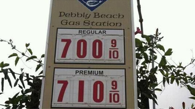 Think Your Gas is Pricey? Try $7 Per Gallon