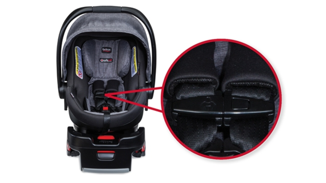 Britax recalling 207000 auto seats for defective chest clip