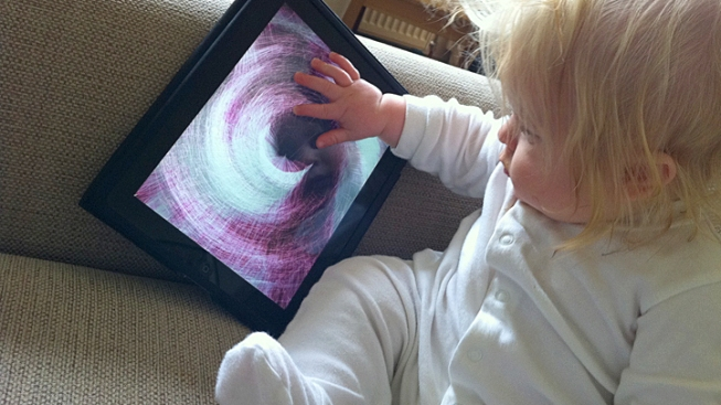 Names Apple, Mac and Siri Rise for Babies